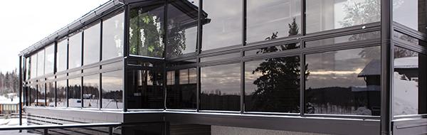 Villa Solarsuite Himos Huvila